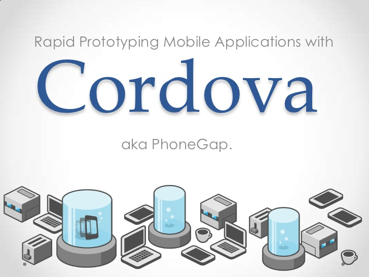 Using Cordova Phonegap